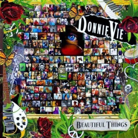 DONNIE VIE - BEAUTIFUL THINGS [JAPAN EDITION] 2019