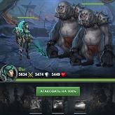 Скриншот игры Битва магов