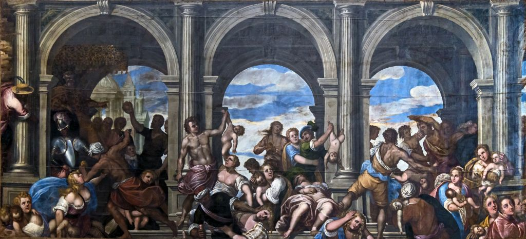 Себастьяно Гальвано, 16 век.